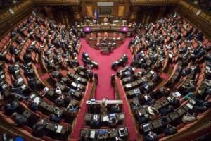Senato - Mozioni sui vitalizi