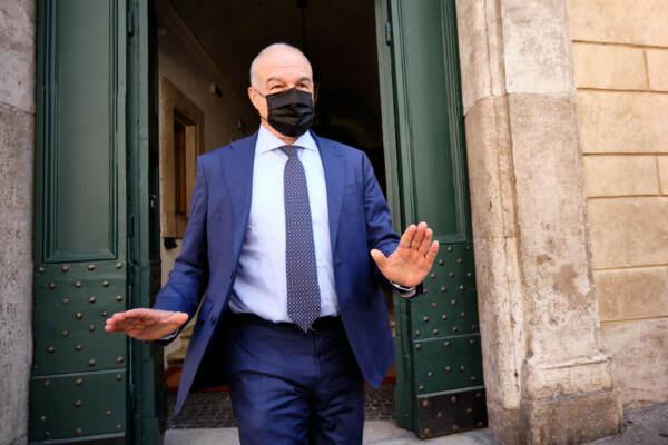 """Salvini: """"A Roma il ticket Michetti sindaco-Matone prosindaco. Damilano a Torino"""""""