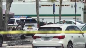 Usa, sparatoria in Florida: tre morti