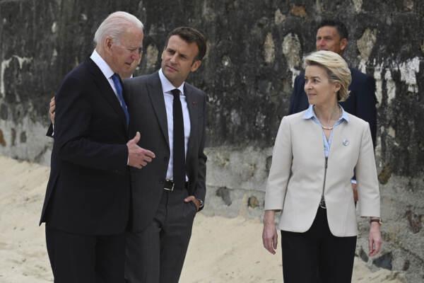 Cornovaglia, avviato il Summit G7