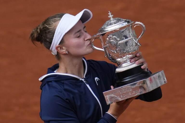 Tennis, Roland Garros 2021 - Finale femminile - Barbora Krejcikova vs Anastasia Pavlyuchenkova