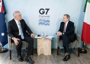 G7 promette azione sul clima e un mld dosi vaccino ai Paesi più poveri