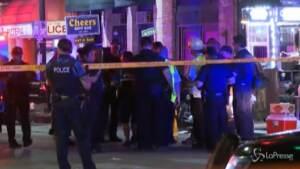 Usa, sparatoria nel centro di Austin: 13 feriti