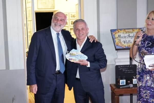 A Marco Durante il premio internazionale Amici di Ischia 2021