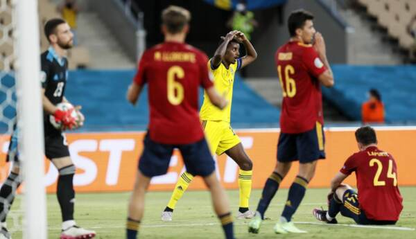 Euro 2020 - Spagna vs Svezia