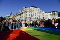 Ungheria, LGBT manifestazione a Budapest