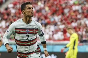 Euro 2020 - Ungheria vs Portogallo