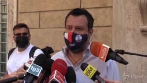 """Salvini: """"Bloccare per tutta l'estate le cartelle esattoriali, rinvio a settembre"""""""