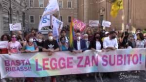 """Legge contro l'omofobia, Zan: """"Audizioni in Senato congegnate ad arte per ritardarla"""""""