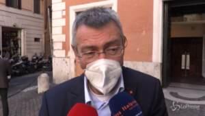 """Reddito di cittadinanza, Landini: """"Serve perché Italia è più povera"""""""
