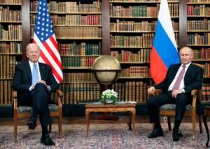 Ginevra, l'attesissimo vertice tra i presidenti Biden e Putin