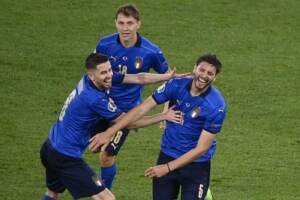 Euro 2020 - Italia vs Svizzera