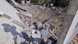 Striscia di Gaza, le conseguenze degli attacchi aerei israeliani