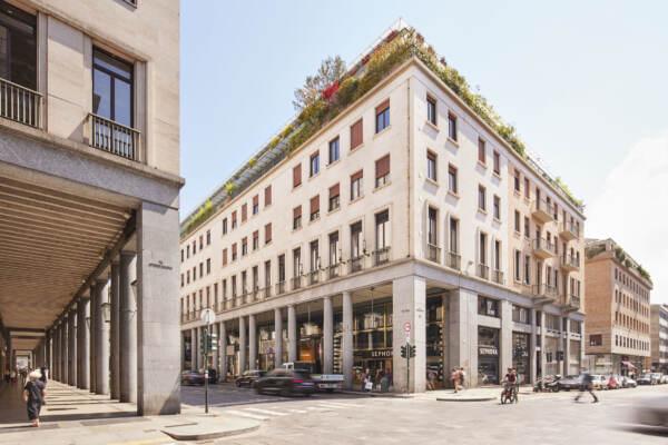 Zetland Capital e Crea.Re Group acquisiscono Palazzo Gran Torino