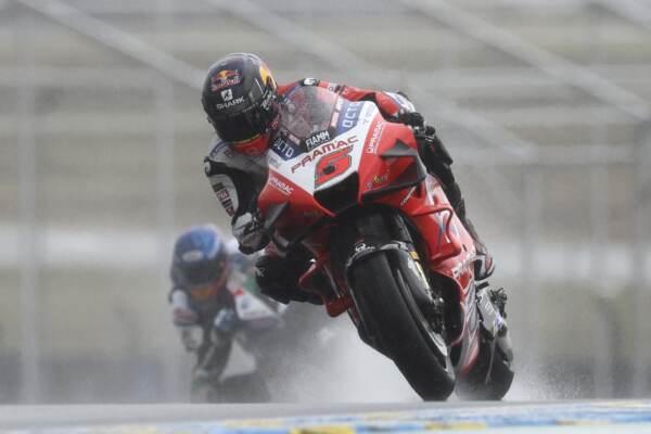 MotoGP, GP Francia: vince Miller
