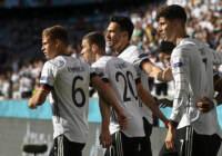 Euro 2020, Portogallo vs Germania