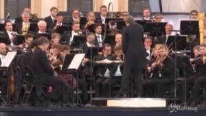 Austria, primo concerto stagionale per l'Orchestra Filarmonica di Vienna