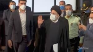 Iran: l'ultraconservatore Ebrahim Raisi nuovo presidente