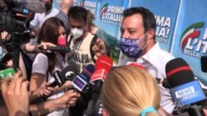 """Giustizia, Salvini: """"Minaccia Anm, spero che chi di dovere intervenga"""""""