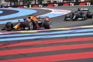 F1, GP di Francia 2021: la gara a Le Castellet