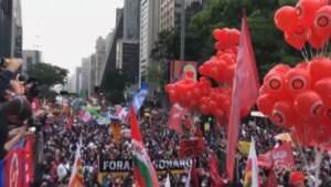 Brasile, continuano le proteste contro Bolsonaro e la gestione della pandemia
