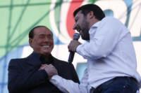 Orgoglio italiano! - Manifestazione della Lega e del centrodestra contro il governo Conte bis