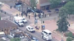 Usa, sparatoria in Colorado: tre vittime tra cui l'aggressore