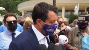 """Migranti, Salvini: """"Stallo della Ue su redistribuzione? Non ne dubitavo"""""""