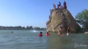Iraq, ondata di caldo: temperature a 45 gradi