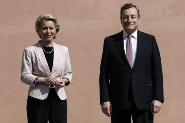 """Pnrr, arriva l'ok della Ue. Draghi: """"Sfida è attuazione, spendere i fondi bene e con onestà"""""""