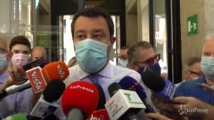 """Amministrative Milano, Salvini: """"La prossima settimana presenteremo il candidato"""""""
