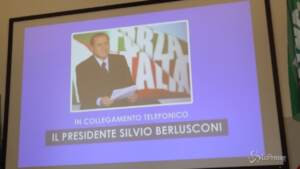 """Berlusconi: """"L'Italia ha bisogno di riforme, non di Ddl Zan"""""""