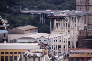 Genova, ponte Morandi: richieste di rinvio a giudizio per 59 persone