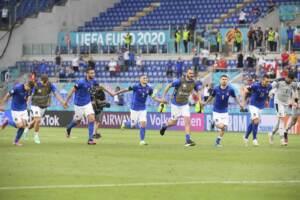 Italia vs Galles - Euro 2020