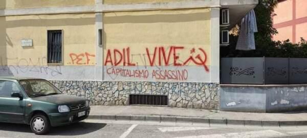 A Novara i Si Cobas per il ricordo di Adil Belakhdim