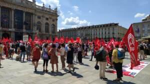 Piazza Castello a Torino, foto Cupelli