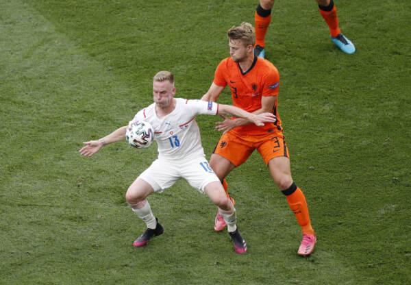 Euro 2020 - Ottavi di Finale - Olanda vs Repubblica Ceca
