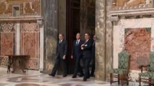 Roma, Blinken alla Cappella Sistina prima di incontrare privatamente il Papa
