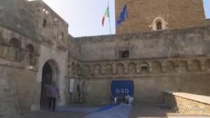 Bari si prepara al G20: prima tappa del vertice dei ministri degli Esteri