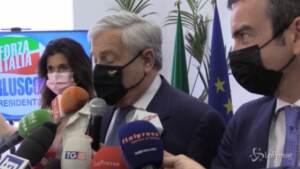 """Incontro sindacati-Forza Italia, Tajani: """"Prima di licenziare tutti gli strumenti possibili"""""""