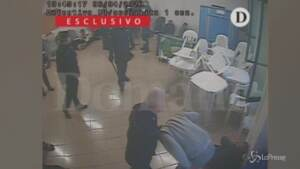 Santa Maria Capua Vetere, il video choc dei pestaggi in carcere