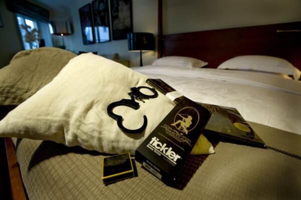 Stoccolma: hotel offre ai suoi ospiti giocattoli del sesso gratuiti