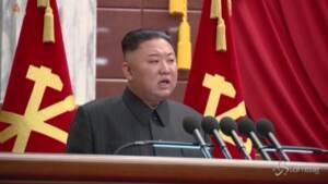 """Corea Nord, Kim Jong Un annuncia """"grave incidente"""" legato a Covid"""
