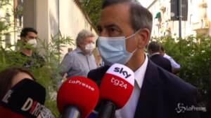 """Amministrative, Sala: """"Perché il Paese funzioni deve funzionare bene Roma"""""""