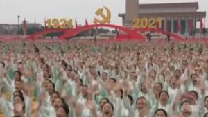 100 anni del Partito Comunista, le celebrazioni in piazza Tienanmen