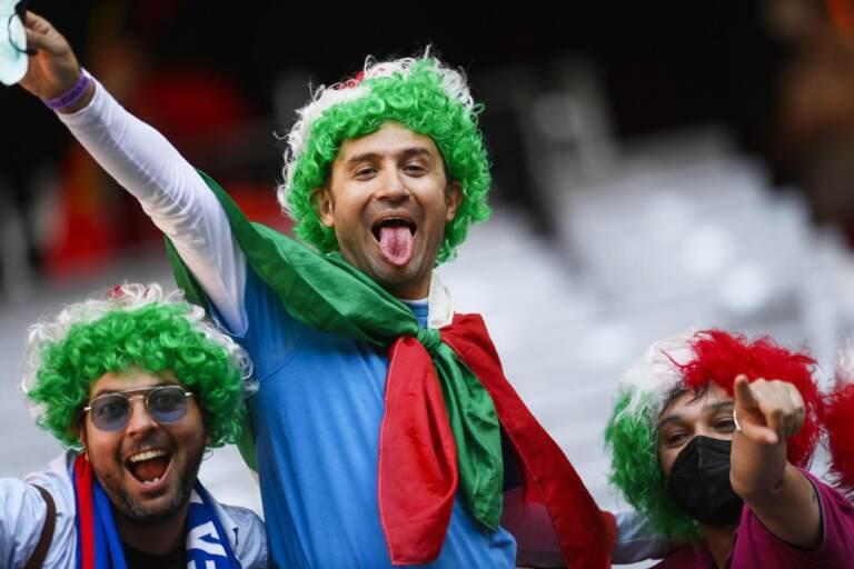 Belgio vs Italia - Euro 2020 - Quarti di finale