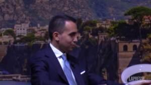 """Libia, Di Maio: """"Continuare a investire, è la porta tra Europa e Africa"""""""