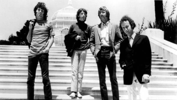 Cinquant'anni senza l'icona del rock Jim Morrison