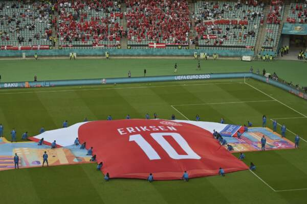 Euro 2020, Danimarca in semifinale: Repubblica Ceca battuta 2-1