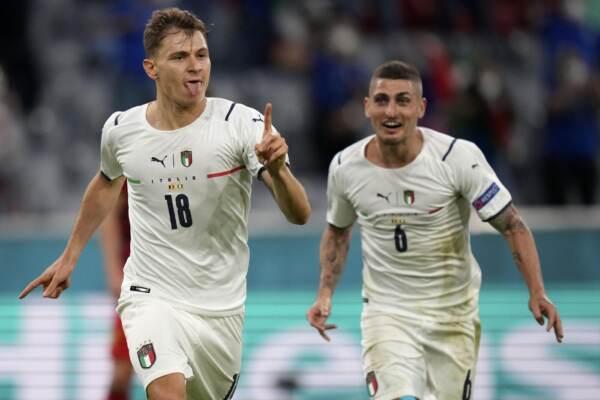 Euro 2020, l'Italia va in semifinale